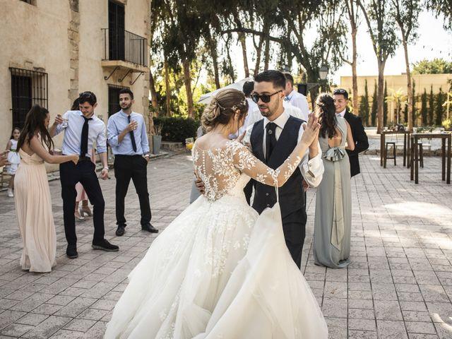 La boda de Andrei y Elena en Partida San Juan, Alicante 68