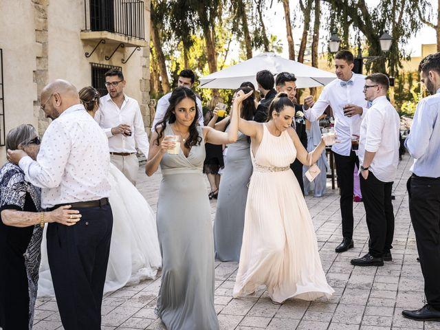 La boda de Andrei y Elena en Partida San Juan, Alicante 69