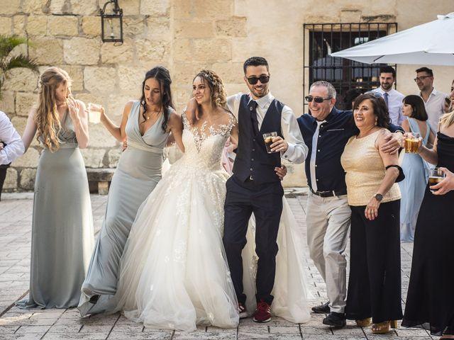 La boda de Andrei y Elena en Partida San Juan, Alicante 70