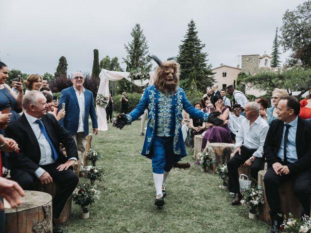La boda de Luis y Judith en El Bruc, Barcelona 71