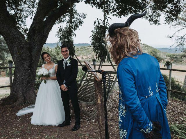 La boda de Luis y Judith en El Bruc, Barcelona 72