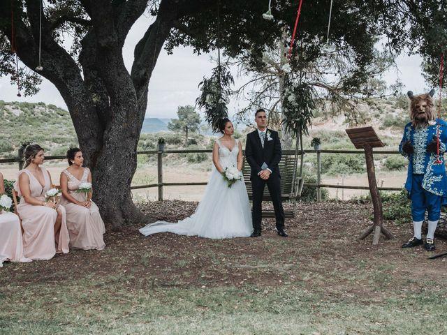 La boda de Luis y Judith en El Bruc, Barcelona 75