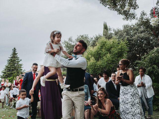 La boda de Luis y Judith en El Bruc, Barcelona 84