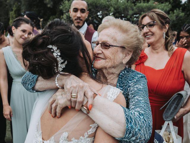 La boda de Luis y Judith en El Bruc, Barcelona 100