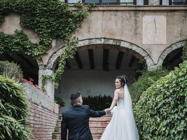 La boda de Luis y Judith en El Bruc, Barcelona 103