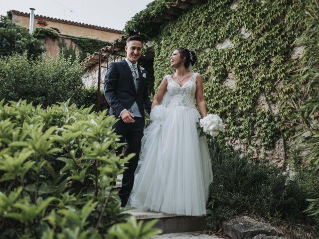 La boda de Luis y Judith en El Bruc, Barcelona 107