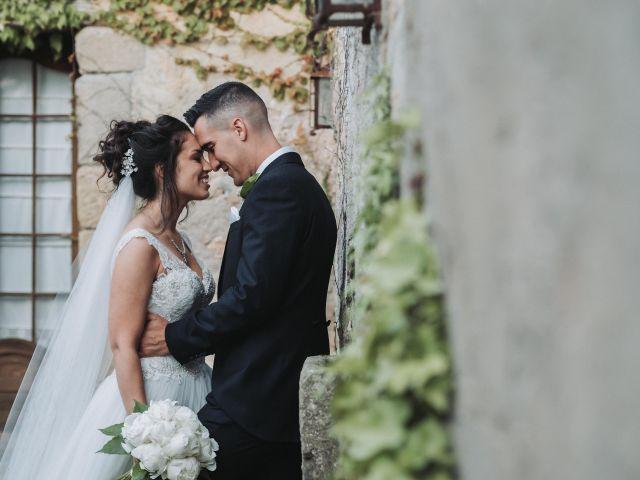 La boda de Judith y Luis