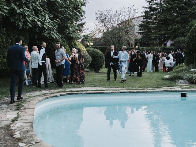 La boda de Luis y Judith en El Bruc, Barcelona 112