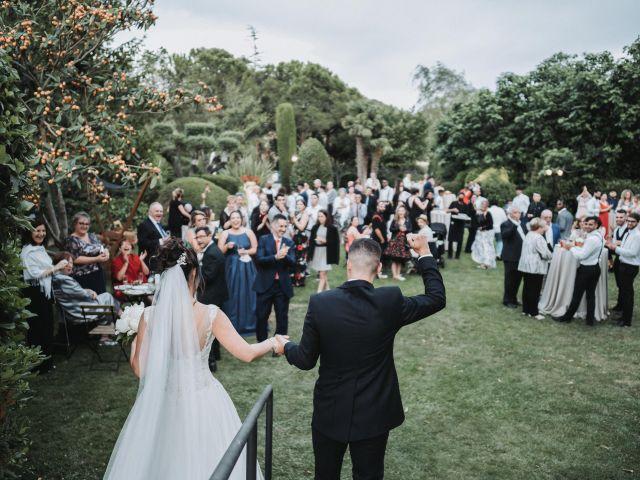 La boda de Luis y Judith en El Bruc, Barcelona 114