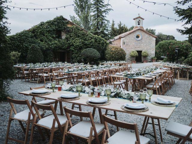 La boda de Luis y Judith en El Bruc, Barcelona 119