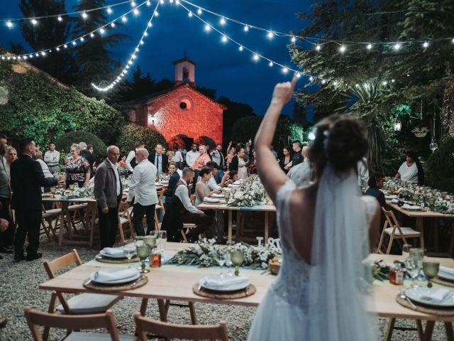 La boda de Luis y Judith en El Bruc, Barcelona 123