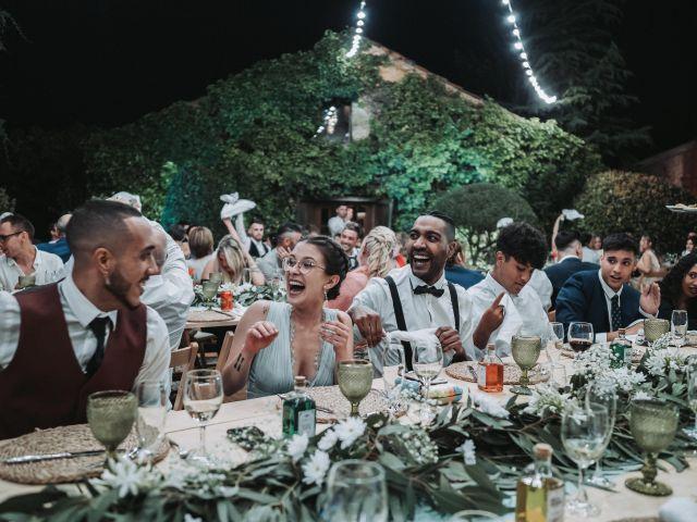 La boda de Luis y Judith en El Bruc, Barcelona 124