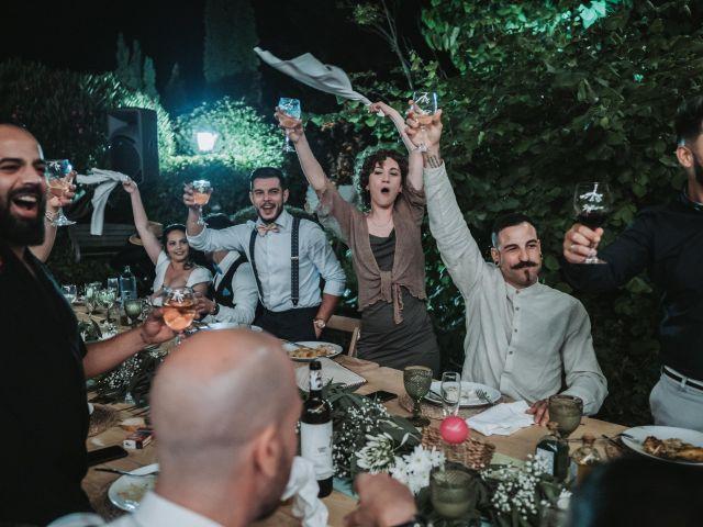 La boda de Luis y Judith en El Bruc, Barcelona 125