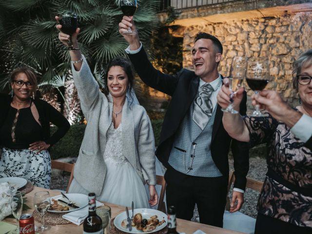 La boda de Luis y Judith en El Bruc, Barcelona 126