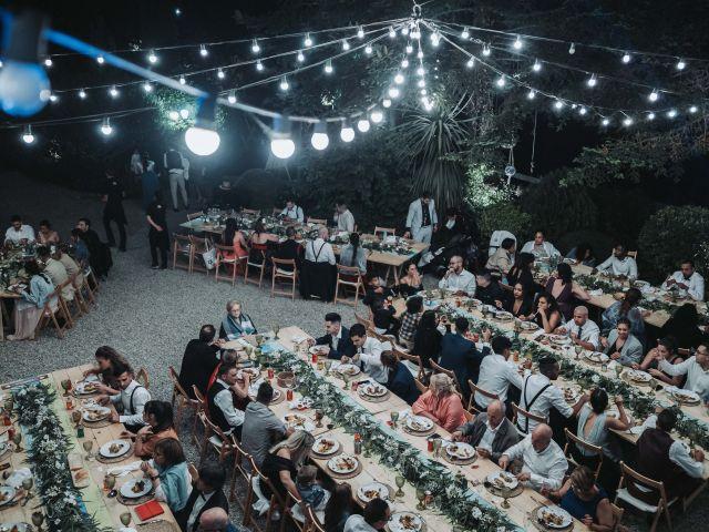 La boda de Luis y Judith en El Bruc, Barcelona 127
