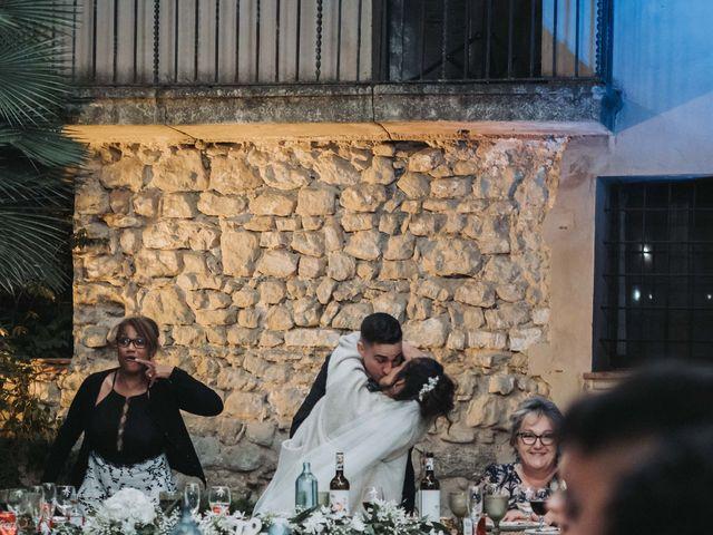 La boda de Luis y Judith en El Bruc, Barcelona 128