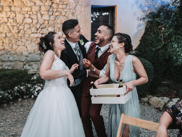 La boda de Luis y Judith en El Bruc, Barcelona 146