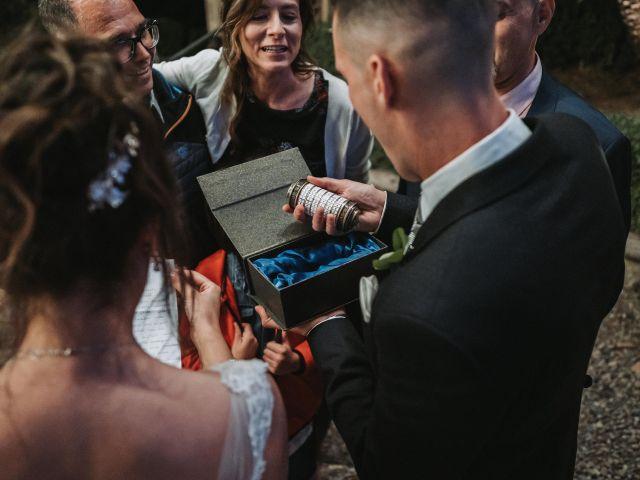 La boda de Luis y Judith en El Bruc, Barcelona 149