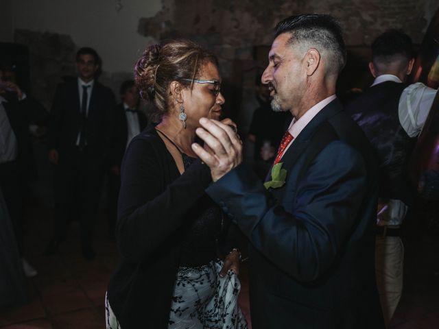 La boda de Luis y Judith en El Bruc, Barcelona 161