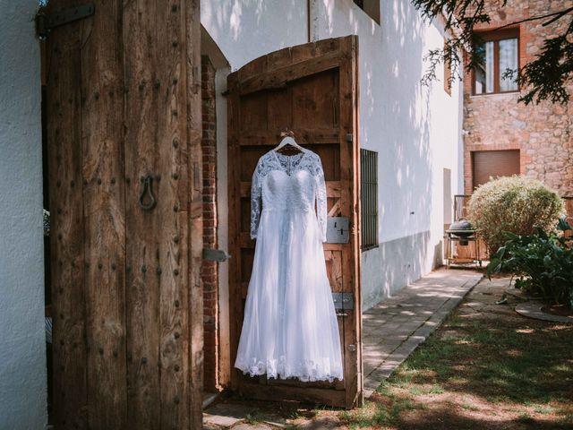La boda de Brenda y Guilherme en Arbucies, Girona 11
