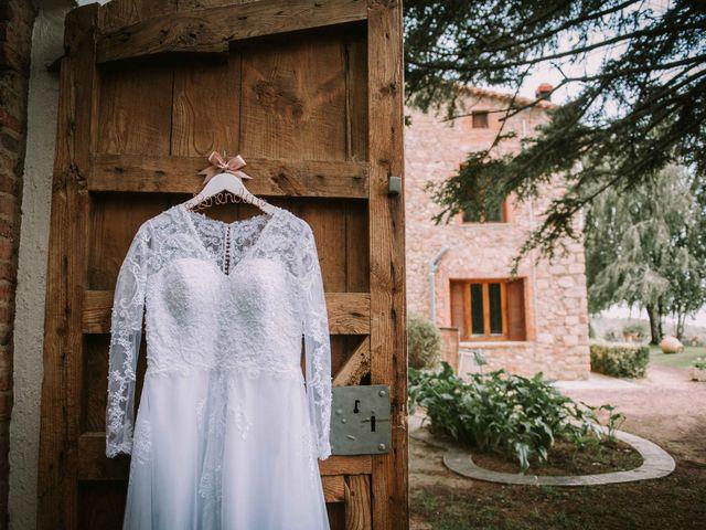 La boda de Brenda y Guilherme en Arbucies, Girona 12