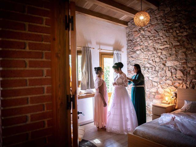 La boda de Brenda y Guilherme en Arbucies, Girona 17