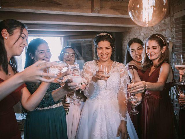 La boda de Brenda y Guilherme en Arbucies, Girona 22