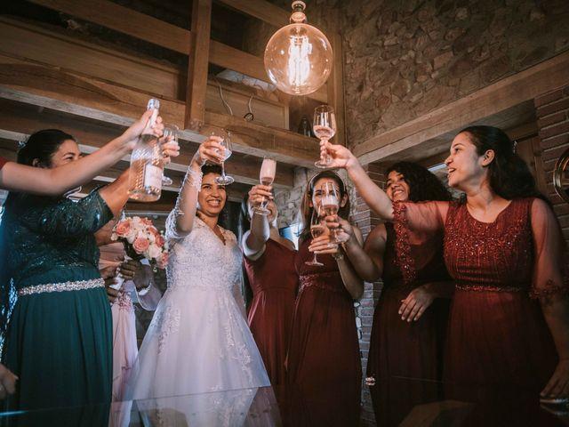 La boda de Brenda y Guilherme en Arbucies, Girona 23