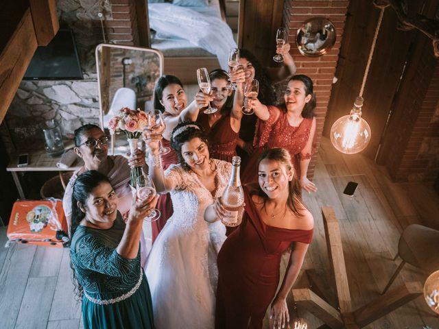 La boda de Brenda y Guilherme en Arbucies, Girona 24