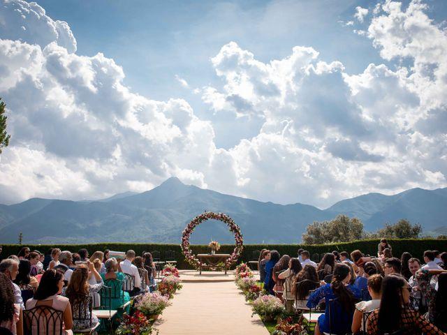 La boda de Brenda y Guilherme en Arbucies, Girona 26