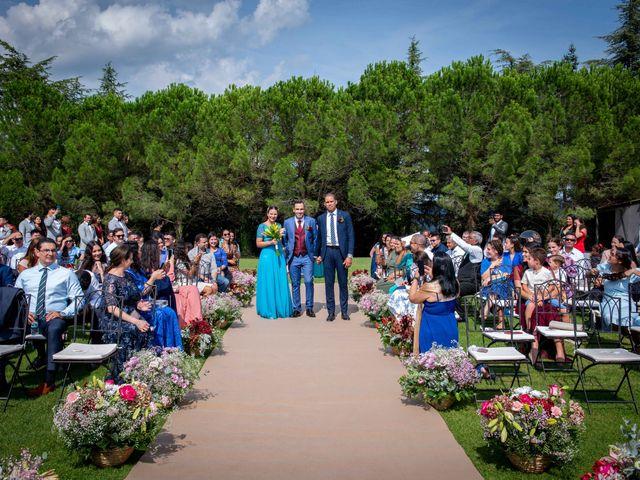 La boda de Brenda y Guilherme en Arbucies, Girona 27