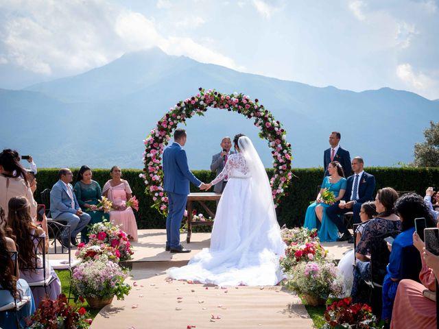 La boda de Brenda y Guilherme en Arbucies, Girona 29