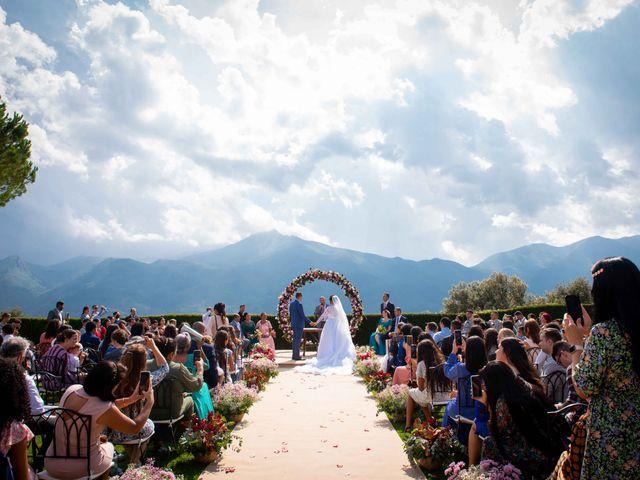 La boda de Brenda y Guilherme en Arbucies, Girona 30