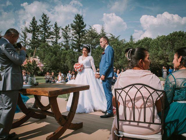 La boda de Brenda y Guilherme en Arbucies, Girona 32