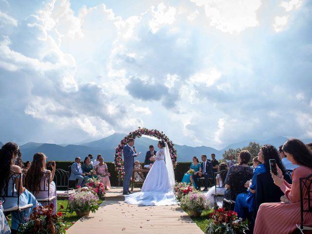 La boda de Brenda y Guilherme en Arbucies, Girona 35