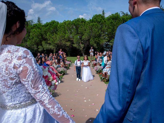 La boda de Brenda y Guilherme en Arbucies, Girona 37