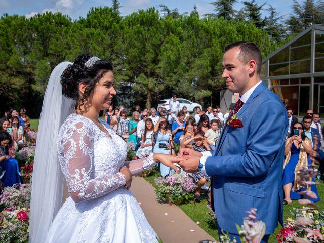 La boda de Brenda y Guilherme en Arbucies, Girona 38