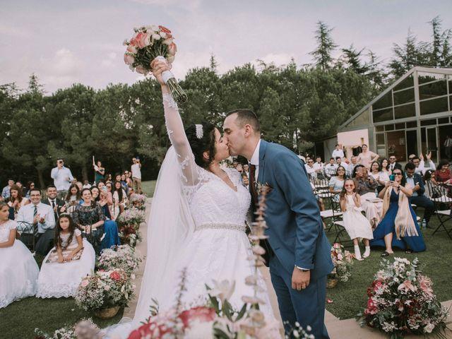 La boda de Brenda y Guilherme en Arbucies, Girona 39