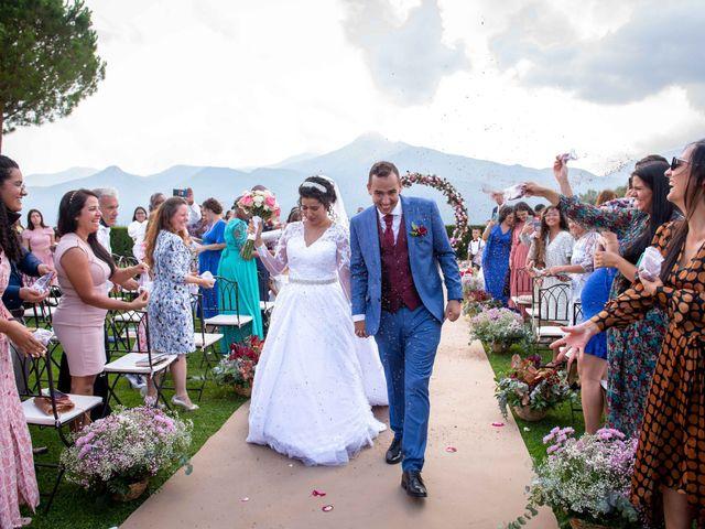 La boda de Brenda y Guilherme en Arbucies, Girona 40