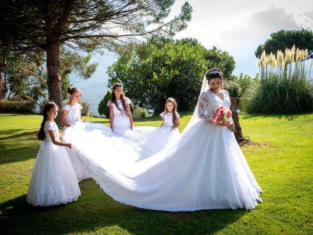La boda de Brenda y Guilherme en Arbucies, Girona 41