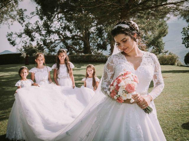 La boda de Brenda y Guilherme en Arbucies, Girona 42