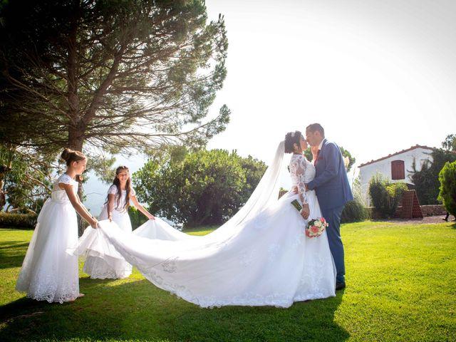 La boda de Brenda y Guilherme en Arbucies, Girona 43