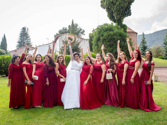 La boda de Brenda y Guilherme en Arbucies, Girona 46