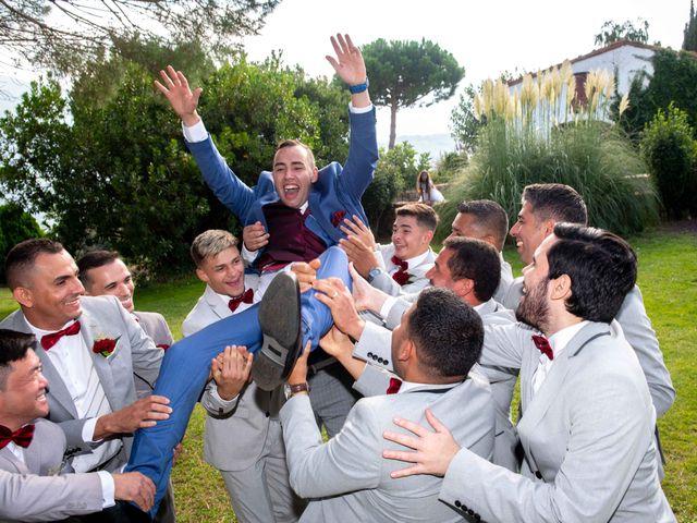 La boda de Brenda y Guilherme en Arbucies, Girona 47