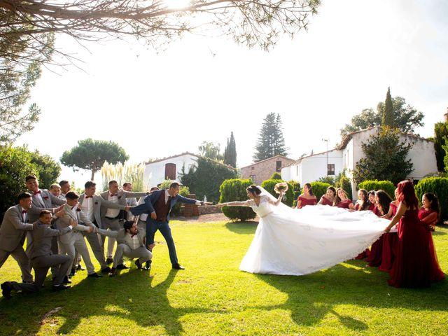 La boda de Brenda y Guilherme en Arbucies, Girona 48