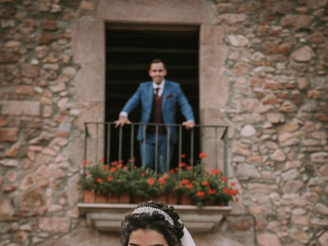 La boda de Brenda y Guilherme en Arbucies, Girona 51