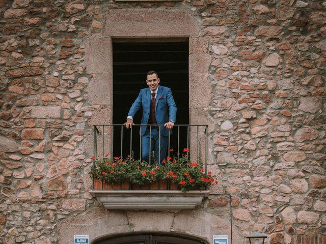 La boda de Brenda y Guilherme en Arbucies, Girona 52