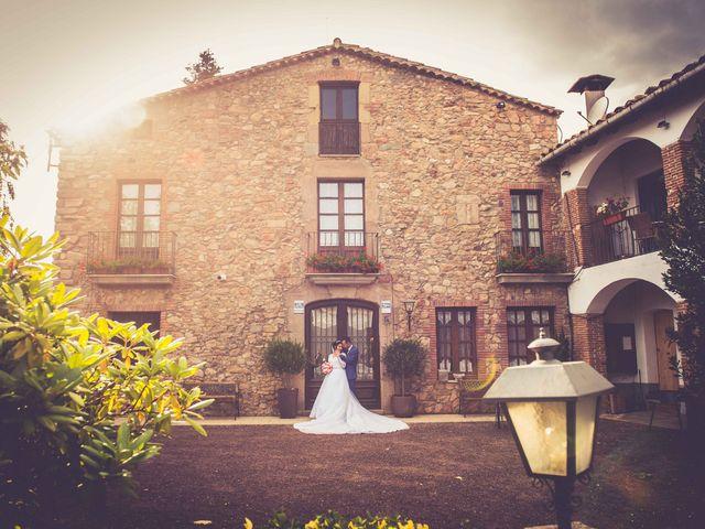 La boda de Guilherme y Brenda