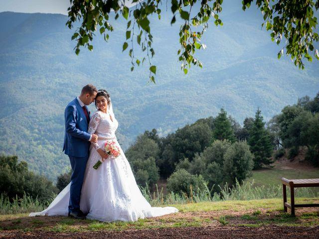 La boda de Brenda y Guilherme en Arbucies, Girona 55