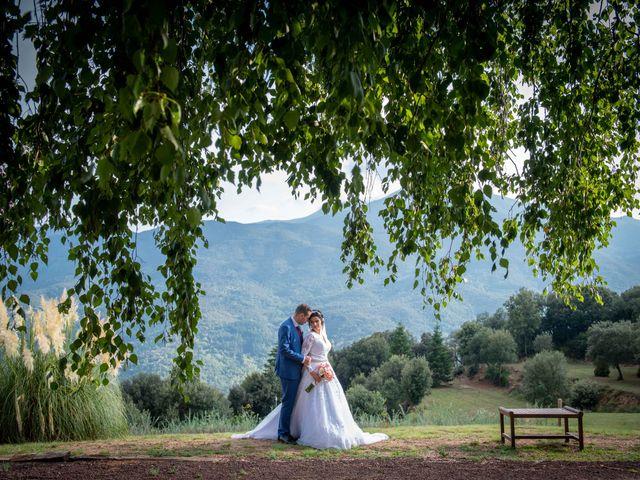 La boda de Brenda y Guilherme en Arbucies, Girona 56